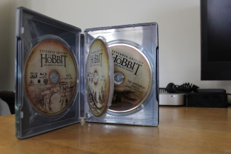 All four discs. The movie is on two discs. The other two are special features.